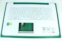 Plasturgie pour Asus X756U - Coque inférieur haut clavier AZERTY + enceintes