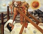 Print -   Without Hope - by  Frida Kahlo