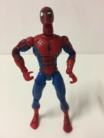 "Spider-Man SpiderMan Movie Action Figure 6"" Super Poseable Marvel McFarlane Toys"