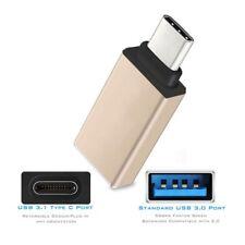 5Gbps USB-C 3.1 Tipo C Macho a USB 3.0 Adaptador Femenino OTG Data Sync Charger