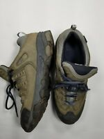 Vasque Ultra Dry Vibram Leather Hiking Trail Shoes Mens 12M Waterproof 7924
