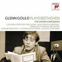 Glenn Gould - Glenn Gould Plays Beethoven: The 5 Piano Concertos [CD]