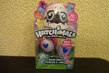 Hatchimals Colleggtibles 2Pack + Nest Season 1