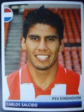 Panini 196 Carlos Salcido PSV Eindhoven UEFA CL 2006/07