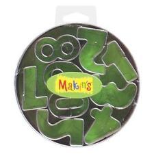 Makin's Clay & Sugarcraft Cutters Set - Numbers