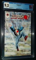 Bloodshot #6 1993 Valiant Comics CGC 9.2 NM- White Pages