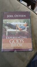 JOEL OSTEEN: EXPERIENCING GOD'S FAVOR CD BRAND NEW unopened