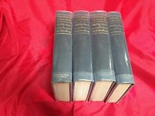 Abraham Lincoln The War Years, Volumns I,II, III. IV,  First editions, complete