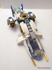 LEGO NinjaCopter vehicle only with Manual Ninjago 70724 No Minifigures or Box