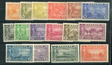Bahamas KGVI 1948 set of 16 SG178/93 MNH