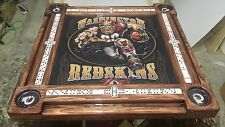 Washington Redskins Domino Tables by Art