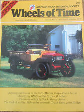 Wheels of Time - Truck Historical Society Journal - Milwaukee Journal's Fleet