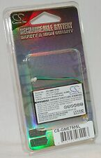 NEW Battery for Garmin Edge 605 & 705 GPS 3.7V 1250mAh 361-00019-12 replacement