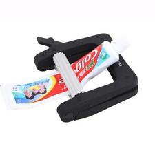 Stainless Steel Toothpaste Tube Squeezer Easy Dispenser Rolling Holder Bathroom