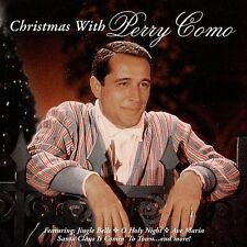 Perry Como: Christmas with Perry Como (New Cassette) The Little Drummer Boy
