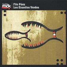 Lucha Rock by Fito Páez y Los Enanitos Verdes CD ALL CD'S ARE BRAND NEW