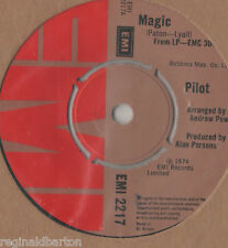 "Pilot - Magic 7"" Single 1974"