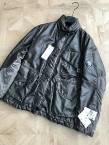 """Brand new C.P. Nyber Special Dyed Jacket in brown/black Eu50 / Large. / 23"""" p2p"""