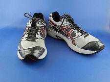 Shoes Sneaks Running Athletic ASICS Gel Canbarra 6 Red White Black Men 11.5M