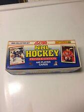 1990/91 Score Factory Hockey Set (1 - 445) American Version