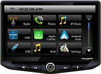 """Stinger HEIGH10 10"""" Car Stereo Receiver Apple CarPlay/Android Auto SXM Ready NEW"""