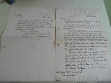Letter from 15 Serjeants Inn Temple London British Columbia Government Date 1900