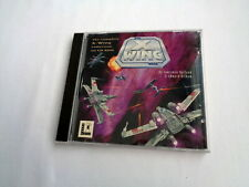 PC Star Wars X-Wing Collector's CD- ROM (1993) w/ Jewel Case Inserts & Disc