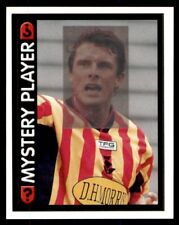Panini SPL 2004 - Mystery Player Partick Thistle No. 366