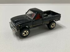 Tomy Tomica #61 Toyota HILUX 4WD Trick Black RARE FREE SHIPPING