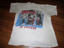 the SMITHS VINTAGE 86 IN CONCERT TOUR SHIRT DISTRESSED PAPER THIN MORRISSEY