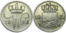 Netherlands - 10 Cent 1826 Brussel