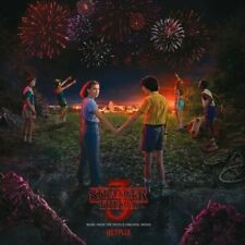 Stranger Things Soundtrack From the Netflix Original Series Season 3 Vinyl LP VG