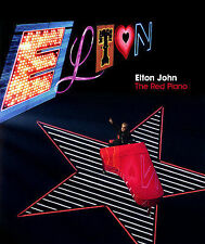 [2CD's+Blu-Ray] The Red Piano by Elton John (CD, 2008, 3 Discs)