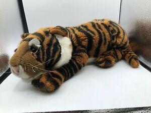 R Dakin Applause Tango The Bengal Tiger Cat Plush Kids Soft Stuffed Toy Animal