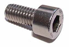 1/4 x 1/2 UNC Stainless Steel ALLEN Bolts - 1/4-20 x 1/2 UNC SOCKET Screws x10