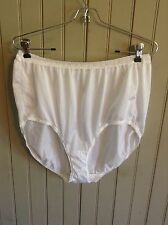Vintage Jms size 11 white sheer panties briefs bloomers