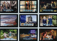 Bates Motel Postcards from White Pine Bay Complete 9 Chase Card Set BP1 to BP9