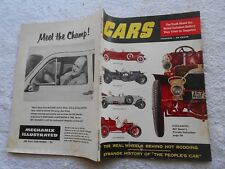 CARS  Magazine-DECEMBER,1953-BILL SPEAR'S PRIVATE COLLECTION