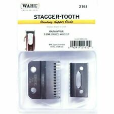 Wahl Cordless Magic Clip Stagger-Tooth Blade 2161 (Crunch Blade) UK SELLER