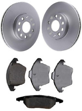 Seat Altea XL 5P5 5P8 Brake Discs and Pad Set Front 2006-ON