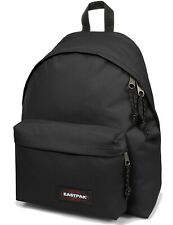 Eastpak Rucksack Schulrucksack «Padded Pakr« City Backpack Black / Schwarz NEU