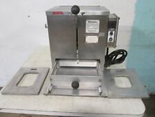 """Westvaco Ths.100"" Hd Commercial Plastic Packaging Heat Sealer w/2 Mold Plates"