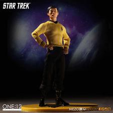 Star Trek Figura ONE :12 Sulu (Escala 1/12) Mezco Toys