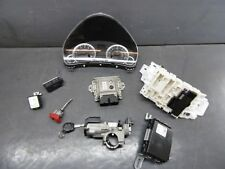 2015 Suzuki Swift SZ3 3dr 1.2 ECU & Lock Set c/w Speedo - 0261 S07 288
