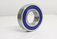 1x SS 6001 2RS / SS6001 2RS Edelstahl Kugellager 12x28x8 mm  Niro S6001rs