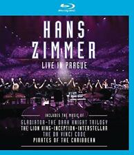 Hans Zimmer - Live In Prague (NEW BLU-RAY)