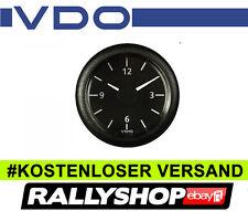 VDO Viewline Quarzuhr 52 mm LED Hintergrundbeleuchtung KOSTENLOSER VERSAND DEU