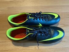 Nike Mercurial Vapor VIII FG Size 10 US Soccer Cleats NEW!