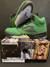 NEW Jordan 5 Retro SE Oregon Green Apple CK6631-307 Men's Size 10.5