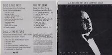 2 CD Frank SINATRA Trilogy: Past, Present & Future - Gatefold Card Sleeve 2CD